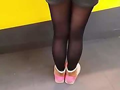 Asian, Stockings