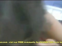 Amateur, Strapon cum in condom