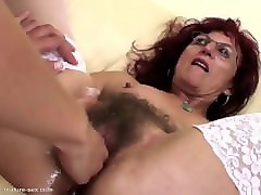Hairy, Fisting, Milf, Amatuer cum inside young hairy pussy