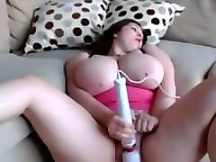 Vibrator, Father and daughter on webcam again