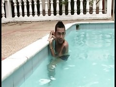Pool, Wet, Czech spy pool shower camera free videos