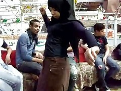 Arab, Whore, Hijabi dance