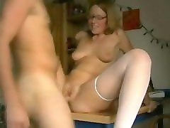 Watching my wife getting fucked by two stranger