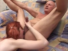 Grandpa, Teen, Old grandpa fuck indian