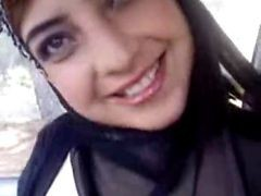 Arab, Car, Flashing, Big Tits, Arab arabic arabian girl from tunis