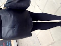 Leather, Cuckold leather skirt