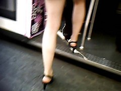 Upskirt, Train, Groping and tuch in train