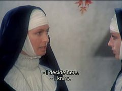 Nun, French nun