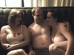 Amateur, Bbw, Threesome, White guy black bbw rimming