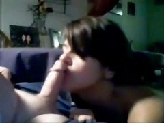 Blowjob, Asian sister teach blowjob