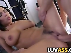 Latina, Ass, Teen japanese girl with big ass julia sucks and gets fucked in the doggystyle
