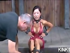 Asian, Bondage, Supergirl asian bondage
