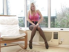 British, Panties, Pantyhose, Worship boss pantyhose