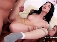 Anal, Double Anal, Sheila rossi double anal club