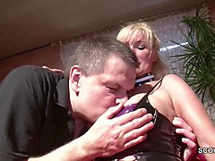 German, Milf, Russian amateur fisted