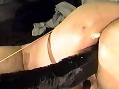 Teen, Ass, Big Ass, Close Up, Mandingo huge cock versus pinky