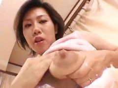Asian, Milk, Milf, Asian milf jade