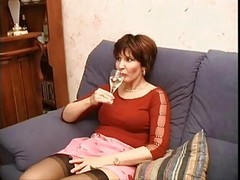 Stockings, Milf, Young and milf rachel steele