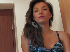 18, Feet, Nylon, Girls showing feet on web cam