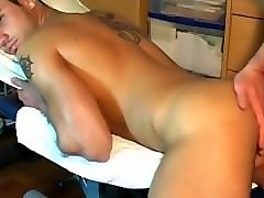 Big Cock, White top shemale tops fuck black guy in his ass bareback