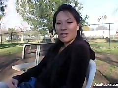 Behind The Scenes, Squirting asa akira