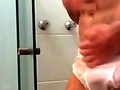 Hairy, Masturbation, Jerking, Shower, Cum in my pussy joi jerk off instructions
