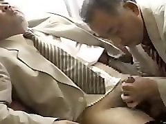 Old Man, Japanese old men gangbang