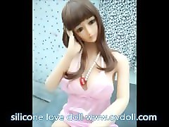 Doll, Silicone mini sex doll
