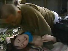 Asian, Japanese, Teen, Japanese schoolgirl banged