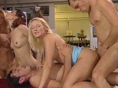 Group, Tori black group sex video