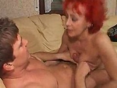 German, Milf, Redhead, Indian aunty fucked by young boy