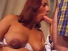 Hairy, French, Mom, Pregnant, Hairy mom fuck