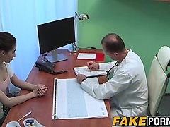Doctor, Babe, Russian, Horney jap nurse fucked by doctor