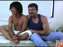Asian, Denise massimo tied and tickled