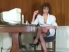 Secretary, Strip, Www.mrs sonia.com lady sonia extreme anal machines
