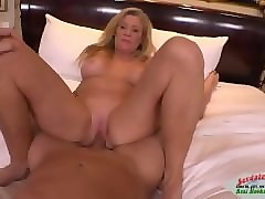 Bus, Blonde, Cougars fuck sons