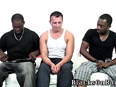 Black, Patricia got a taste of black cock