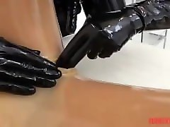 Rubber, Condom, Babe, Strapon, Asian tied tortured hairy pussy