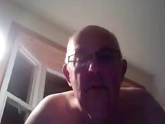 Grandpa, Sister and brother sex on cam