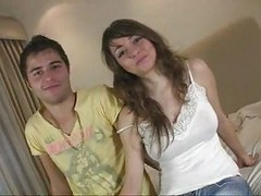 Couple, Spanish, Mature spanish women fucking virgin boy