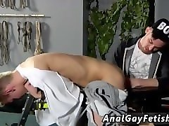 Anal, Fetish, Teacher, Exam, Erection during exam by male nurse