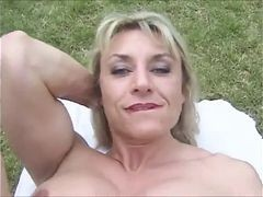 Clit, Outdoor, Big Clit, Mature, Clit vibrating girls tied extreme