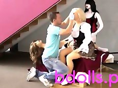 Doll, Silicon blowjob doll
