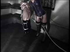 Asian, Bdsm, Bondage, Japanese, Bed bondage