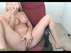 Bus, Blonde, Wet, Hors fuck girl sex