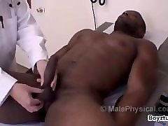 Black, Teacher, Exam, Physical exam big cock