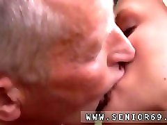 Femdom, Surprise, Old Man, Old woman fuck black man