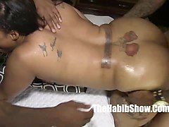 Gangbang, Watching wife get gangbanged by bbc