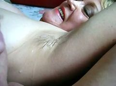 Armpit, Squirt, Hairy armpit girl