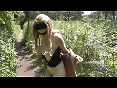 Gangbang, Dogging, Public, Neighbor gangbang wife